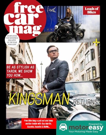 Free Car Mag Issue 51 Cover