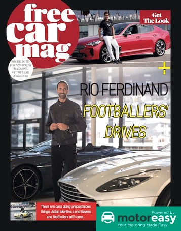Free Car Mag Issue 61 Cover