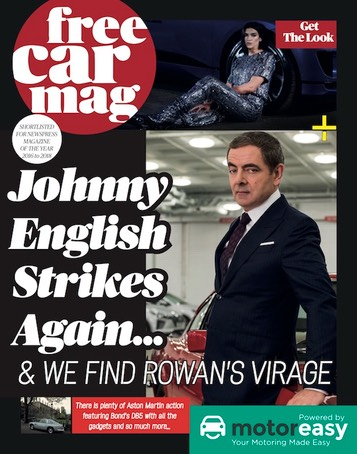 Free Car Mag Issue 64 Cover