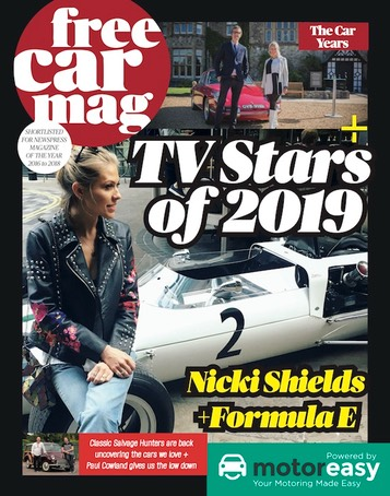 Free Car Mag Issue 67 Cover