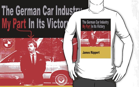 German Car Industry TShirt